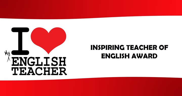 Inspiring Teacher of English Award
